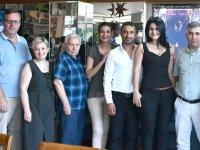 Gaip sinema filminin tanıtım programı Akhisar'da da yapıldı
