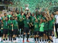 Akhisar'da hedef Süper Kupa Şampiyonluğu