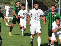 Akhisarspor, Kızılcaham ikinci hazırlık maçında FK Ahal'a 1-0 yenildi
