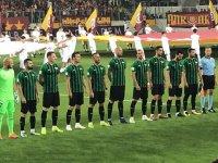 Akhisarspor, Süper Kupa'yı Galatasaray'a kaptırdı