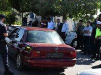 Akhisar'da bayram öncesi trafik denetimi