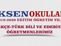 Eksen Okulları Türk Dili ve Edebiyatı ve Türkçe öğretmenliği kadrosunu açıkladı