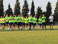 Akhisarspor, Bursaspor maçı hazırlıklarına başladı