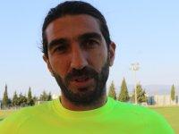 Akhisarspor'da Burhan Eşer, Bursaspor maçından umutlu