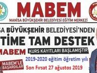 MABEM YKS-LGS giriş sınavını kaçıranlara son fırsat