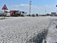 Akhisar Belediyesinden yol yapımında büyük atak