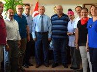İnsan Hakları Kurulu, Temmuz ve Ağustos Ayı toplantısı kaymakamlıkta yapıldı