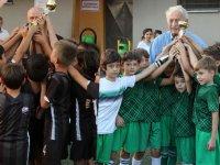 TÜRFAD 1.Geleneksel Futbol Turnuvası sona erdi