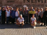 Aybek Turizm Güneydoğu Anadolu medeniyetler beşiği GAP turundan döndü