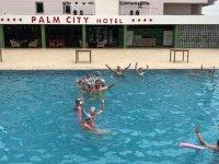 Akhisargücü Spor Kulübü yaz okulu yüzme kursu Ağustos ayı 3.tur tamamlandı