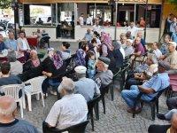 Başkan Dutlulu, ilk Halk Buluşması'nı Ulucami Mahallesinde gerçekleştirdi