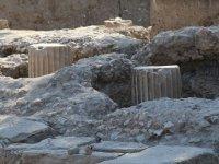 Akhisar'da tarihi Thyateira kazı çalışmaları hızla ilerliyor