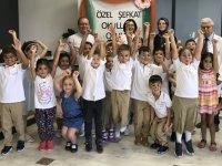Akhisar Özel Şefkat Okulları'nda anaokul ve ilkokul coşkusu