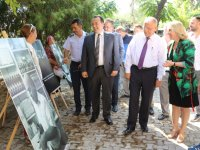 Lokantacılar Odası, Ustalar Fotoğraf Sergisi ve belge töreni düzenlendi