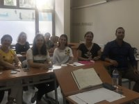 Deniz Kişisel Gelişim Kursunda öğretmenler kurulu toplantısı yapıldı