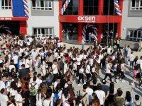 Eksen Okulları Kampüsü kapılarını öğrencilere açtı