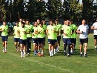Akhisar'da Cikalleshi bugün takıma katılıyor