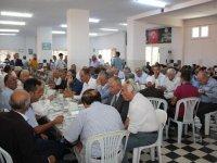 Alevi Kültür ve Cemevi Akhisar şubesi aşure etkinliği düzenledi