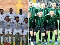 Akhisarspor, Menemen deplasmanında penaltı golü ile 3 puanı yakaladı
