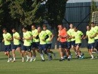 Akhisarspor'da Hatayspor hazırlıkları başladı