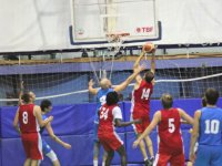 Thyateira Akhisar basketbol turnuvasında ikinci gün