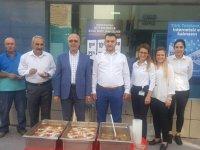 Türk Telekom Akhisar Şubesi'nden aşure hayrı
