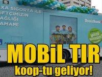 Denizbank Mobil Şube Akhisarlı üreticileri ile buluşuyor