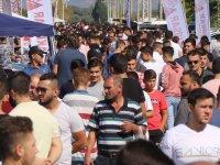 Otomobil tutkunları Akhisar AutoFest'e akın etti