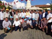 Hacıosmanlar'ın alt ve üstyapısına başkan Ergün imzası