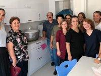 Gülen Yüzler Rehabilitasyon Merkezinden aşure etkinliği