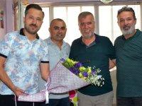 Thyateira Masterler, Akhisar Haber'i ziyaret etti