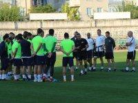 Akhisarspor'da Eskişehirspor hazırlıkları başladı