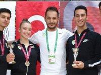 Cimnastik Takımımız Bolu'da gururumuz oldu
