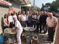"""AK Parti """"Barış Pınarı"""" Harekatı için lokma döktürdü"""