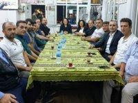 Akhisar Kuzeygücüspor kulübü ilk genel kurulunu Güplüce çay bahçesinde yaptı