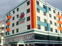 Özel Doğuş Hastanesi çalışanlarından basın açıklaması