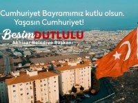 Akhisar Belediyesi'nden 29 Ekim'e özel video, paylaşım rekoru kırıyor