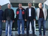 İlçe Tarım Müdürü Kılıç' dan zeytin işletmelerine ziyaret