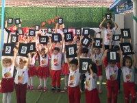 Deniz Anaokulu, Cumhuriyet Bayramının 96.yılını coşkuyla kutladı