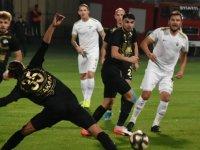 Akhisarspor, Osmanlıspor deplasmanından eli boş döndü