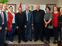 İnsan Hakları Kurulu, Eylül ve Ekim ayı toplantısı kaymakamlıkta yapıldı