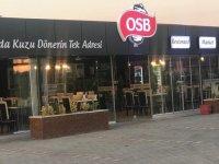 Özel gün ve toplantılarınızda yeni adresiniz OSB Restaurant