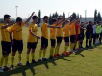 Kayalıoğlu, Sanayispor'u 2-1'le geçti