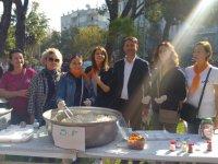CHP Kadın Kollarından lösemili çocuklar için kermes etkinliği