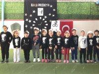 Deniz Anaokulunda 10 Kasım Atatürk'ü anma programı