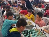 10 Kasım Atatürk'ü Anma hızlı satranç turnuvası yapıldı