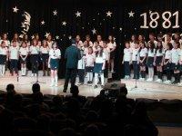 Akhisar Eksen Okulları Ata'sını saygı ve özlemle andı