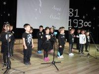 Akhisar Eksen Okulları Anasınıfı, Atamızı saygıyla andı
