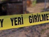 Akhisar'da zeytin tarlasında cinayet
