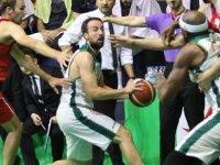 Akhisar Belediye Basket, Samsun'u rahat geçti